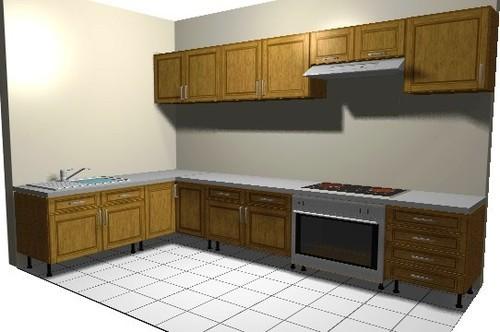 Cocinas y muebles closets economicos closets minimalistas for Muebles de cocina 1 metro