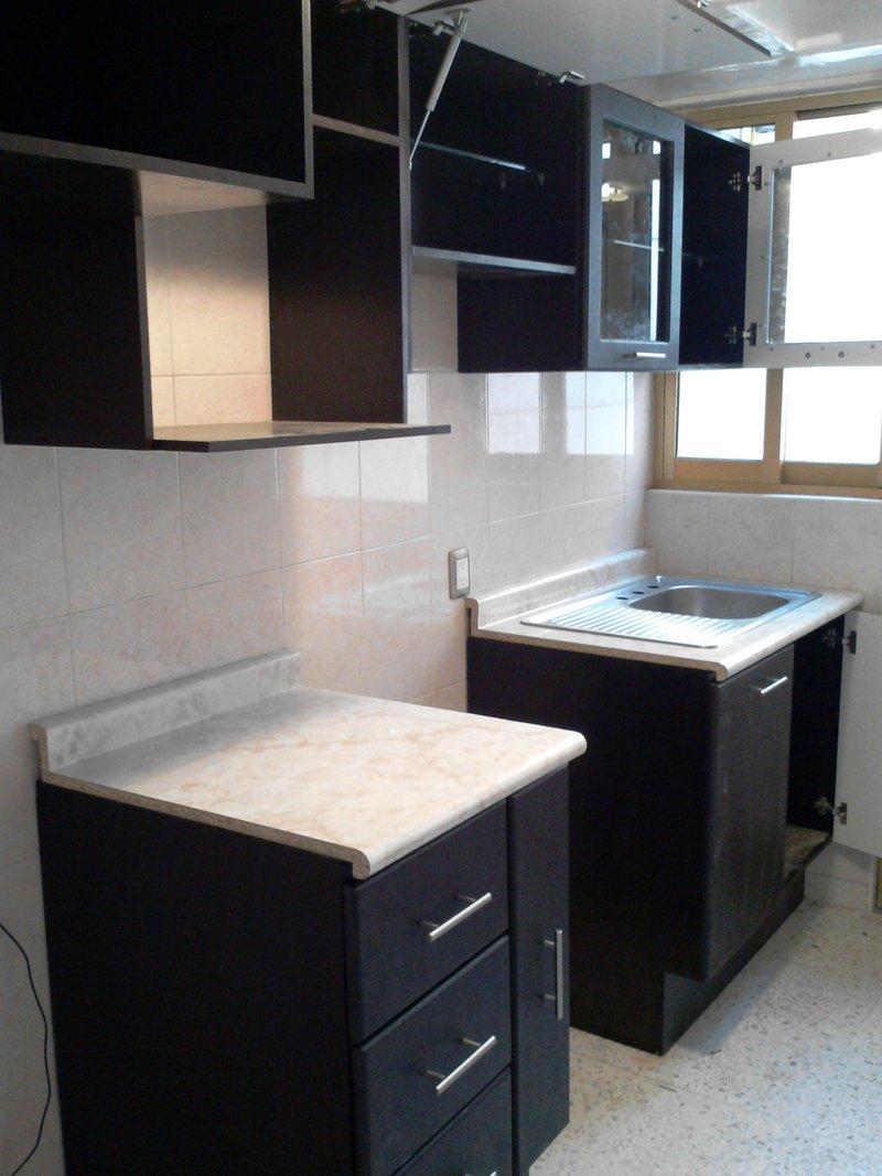 Cocinas y muebles closets economicos closets minimalistas - Instalacion de cocinas integrales ...