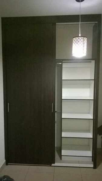 Closets economico closets economicos closets minimalistas for Cocinas armables