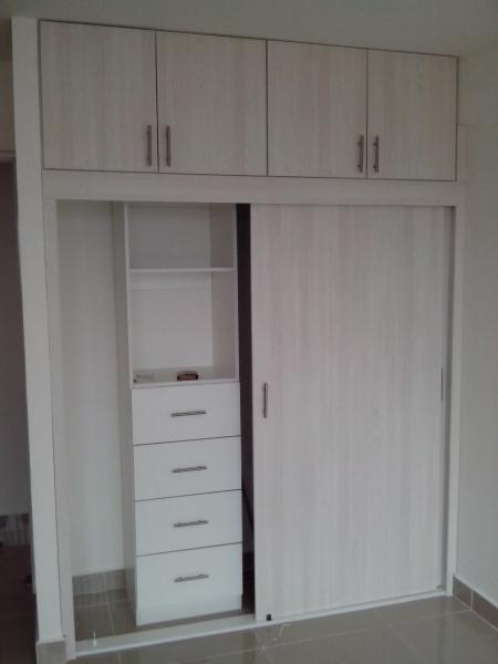 Muebles dico closet 20170907084241 for Ideas para closets modernos