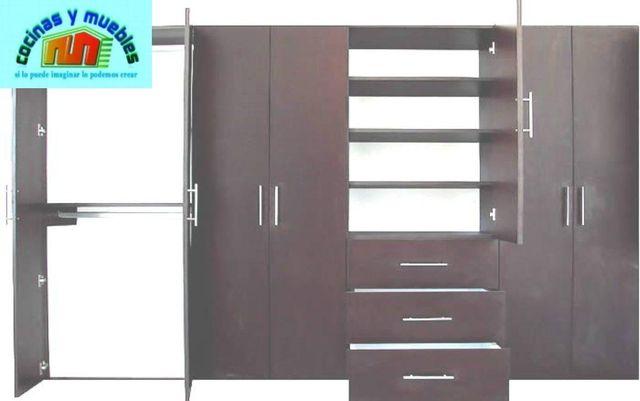 Closets minimalista economico llama 42119803 www for Closets minimalistas df