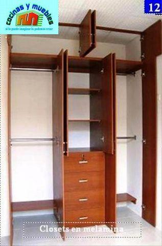 Closets minimalista economico llama 42119803 www for Closet grandes y baratos